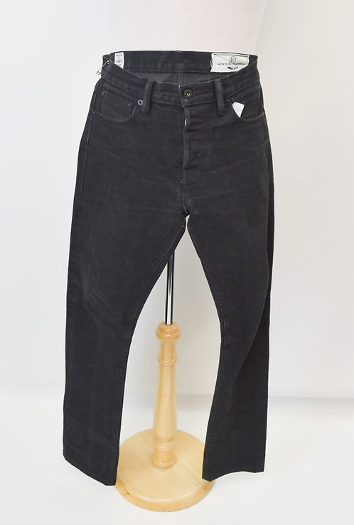 Rogue Territory Black Skinny Jeans Size 30