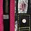 Thumbnail: Lululemon Black & Pink Print Duffle Bag