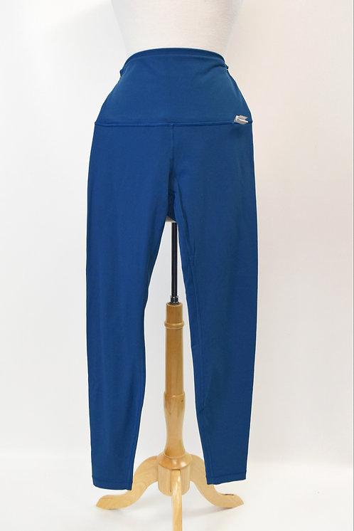 Lululemon Teal Blue Leggings Size Medium (10)