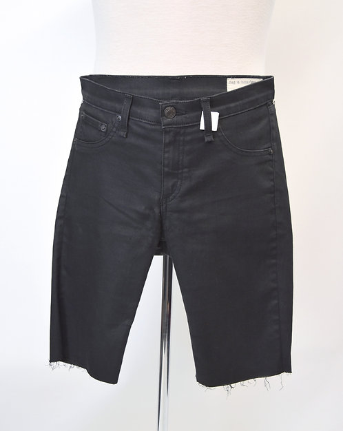 Rag & Bone Black Shorts Size 28