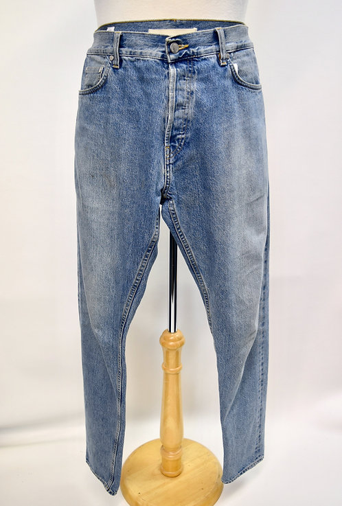 Norse Projects Light Wash Slim Jeans Size 34x32