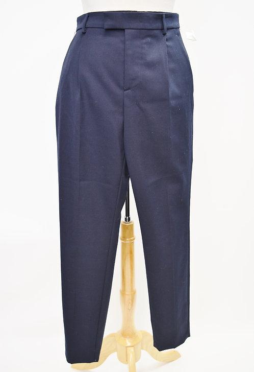 Valentino Navy Skinny Pants Size 30