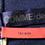 Thumbnail: Comme Des Garcons Blue Dress Size 8
