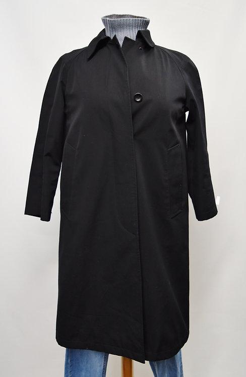 Jil Sander Black Coat Size Small