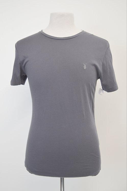 AllSaints Gray T-Shirt Size Small