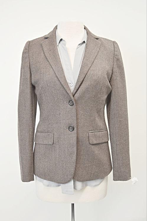 J. Crew Tan Wool Blazer Size Small (4)