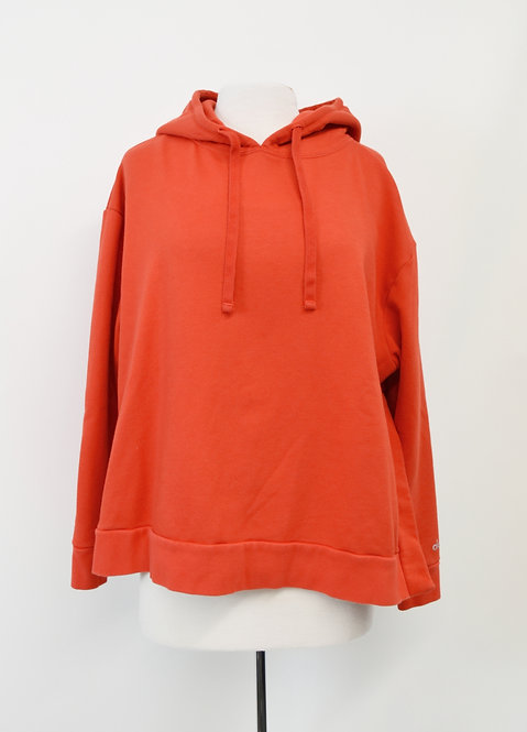Alo Yoga Red Hoodie Size Large
