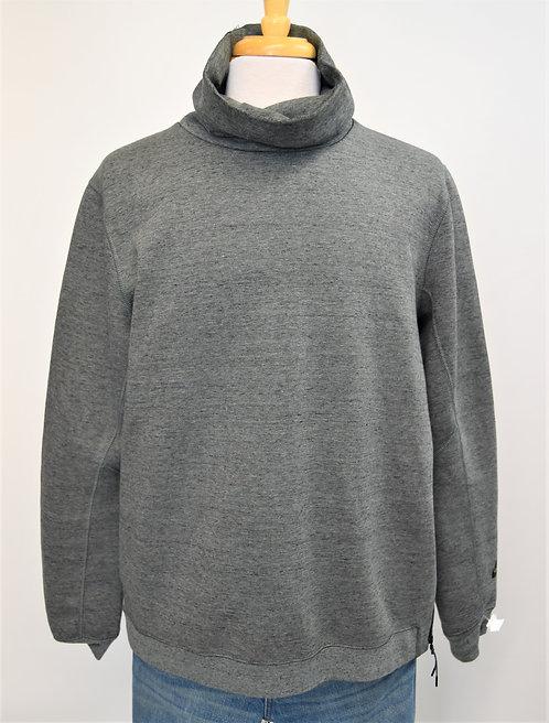 Nike Gray High Neck Sweatshirt Size XL