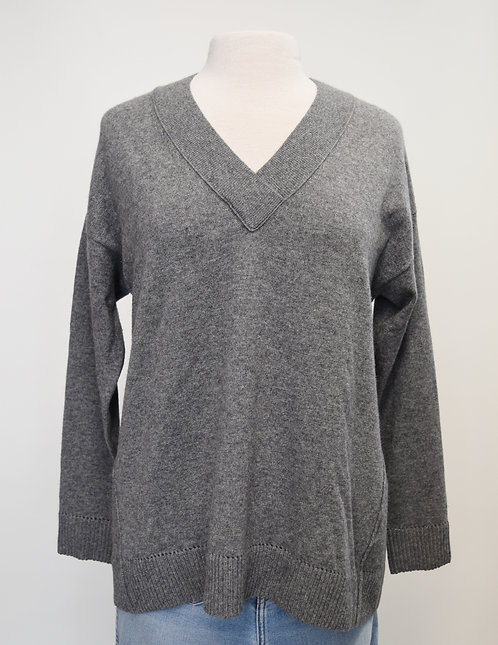 Vince Gray Cashmere Sweater Size XS/Small