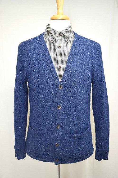 Rag & Bone Blue Knit Cardigan Size Medium