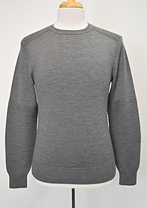 Polo Ralph Lauren Gray Wool Sweater Size Large