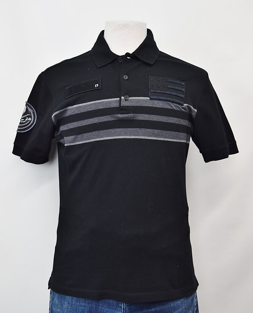 Givenchy Black Polo Size Small