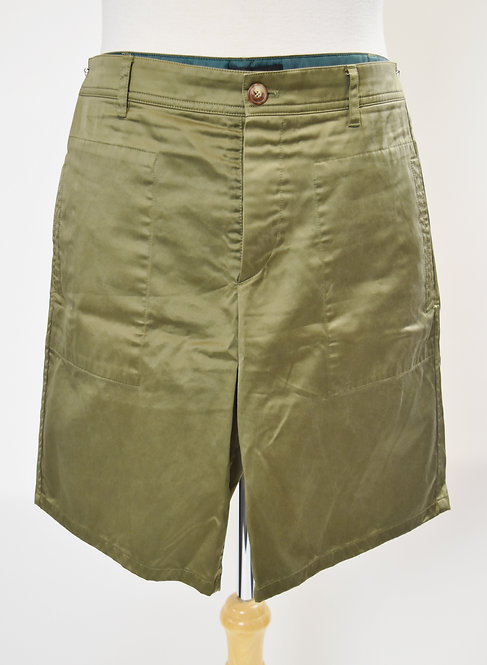A.P.C. Green Shorts Size Medium