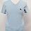 Thumbnail: Burberry Brit Blue T-Shirt Size Small