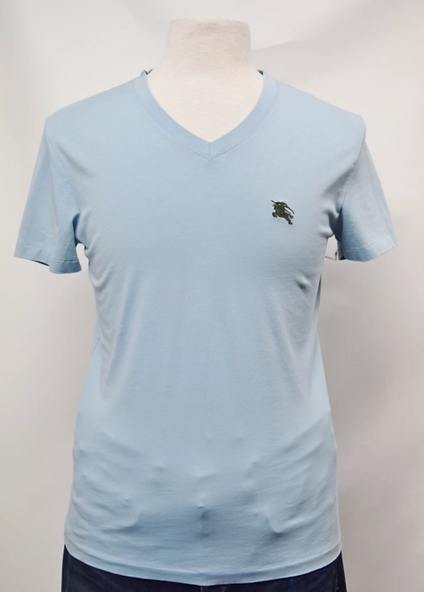 Burberry Brit Blue T-Shirt Size Small