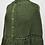 Thumbnail: Susana Monaco Green Knit Poncho