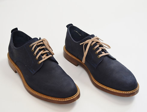 Cole Haan Navy Leather Shoes Size 9