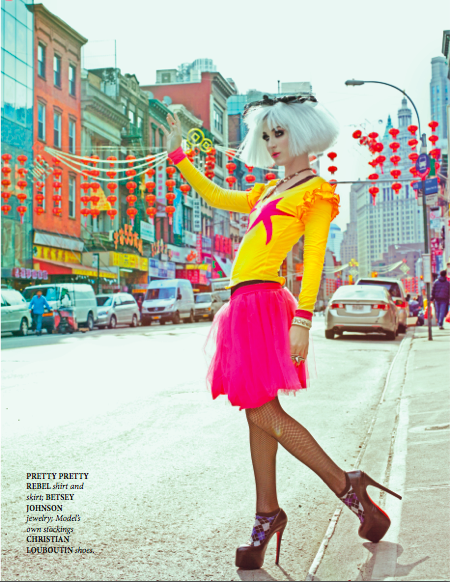 Heaven Has Heels Cover & Editorial