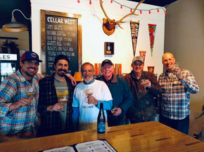 Visit from Charlie Papazian & the Guys