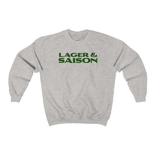 Lager & Saison Crewneck Sweatshirt