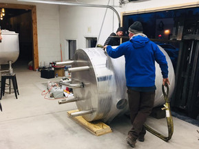 Moving Kettle into New Space
