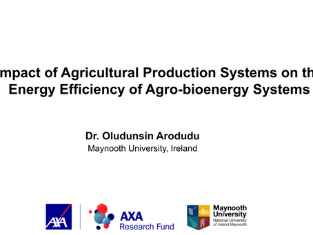 Impact of agricultural production systems on the energy efficiency of agro-bioenergy systems