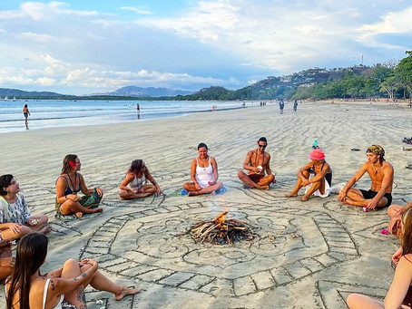 Highlights from our Yoga & Ayurveda trainings in Costa Rica