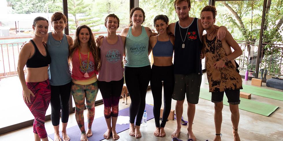 Yoga & Ayurveda teacher training (200hr)