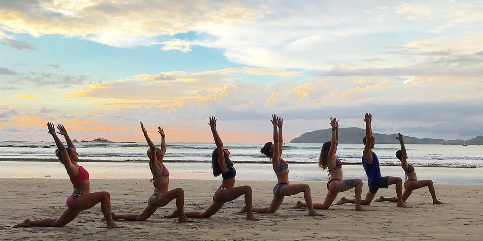 200hr Yoga and Ayurveda teacher training