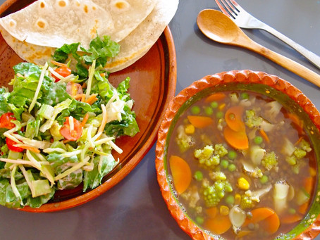 Ayurvedic recipes for fall: Hearty lentil soup