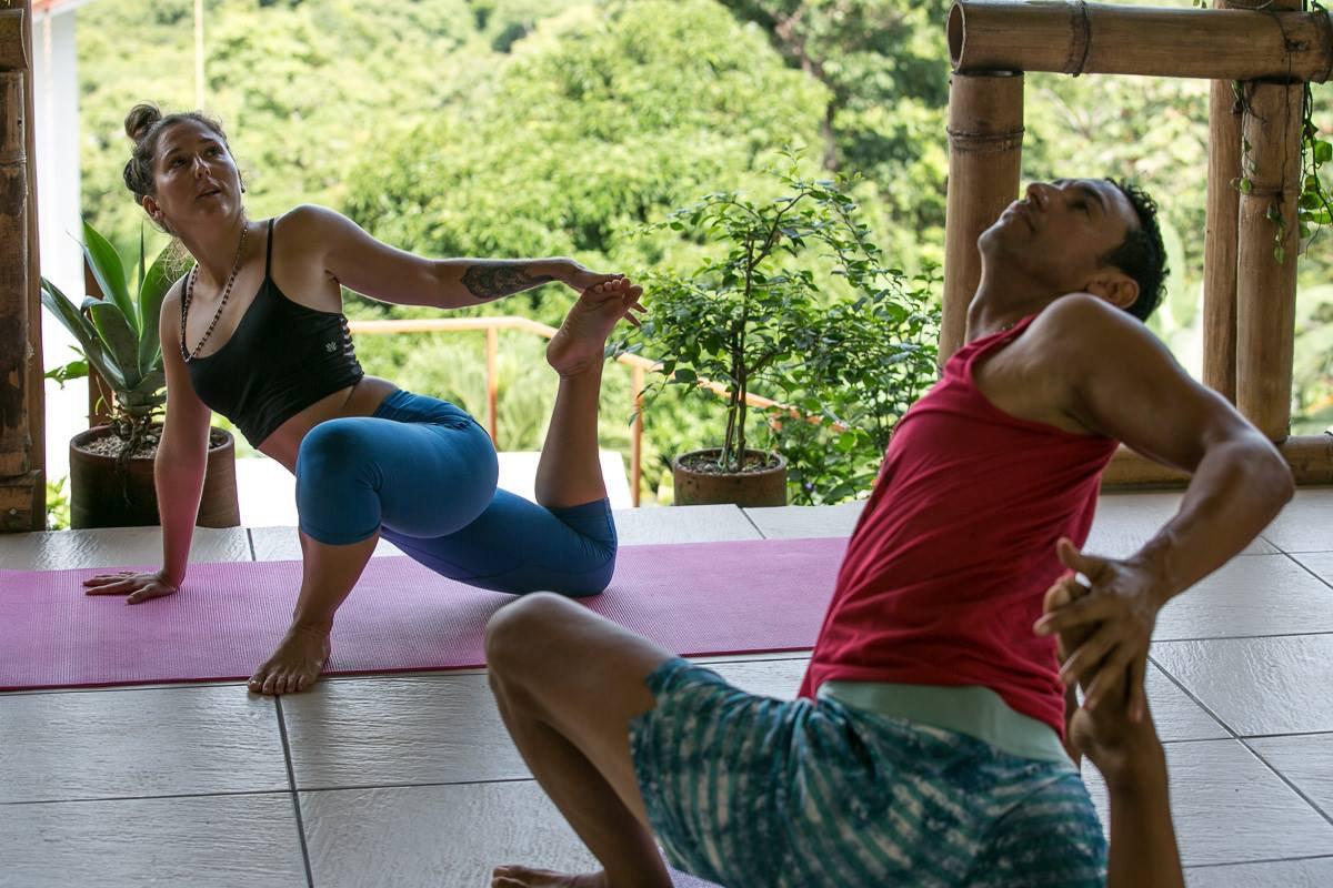 Yoga class (Private)