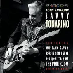 Tony Savarino - Savvy Tonnarino