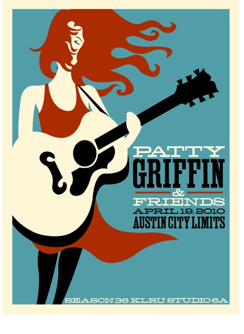 Patty Griffin & Friends - Austin City Limits