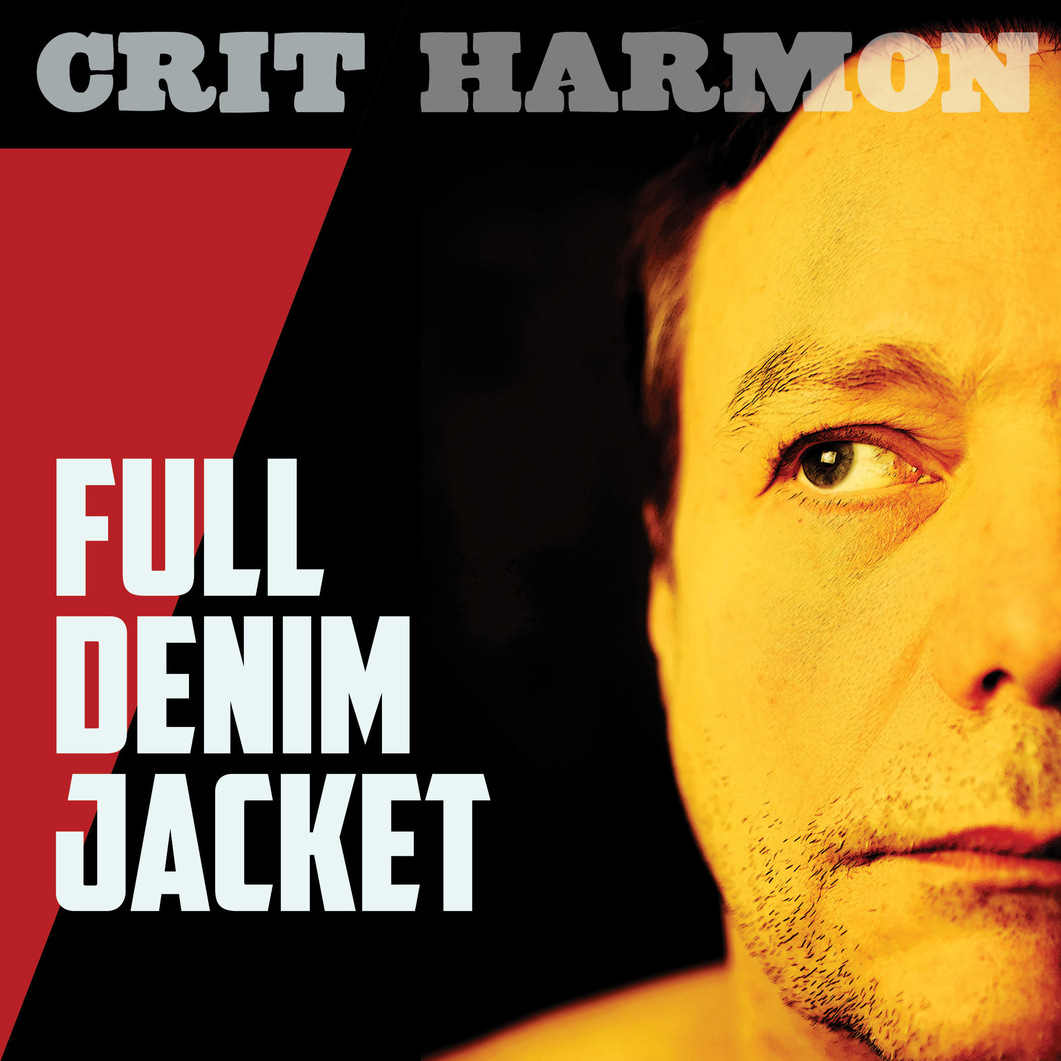 Crit Harmon - Full Denim Jacket