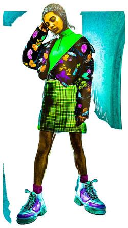 Susan - Costume Design