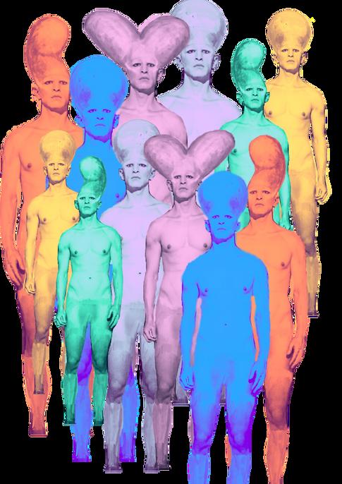 Mekon Heads