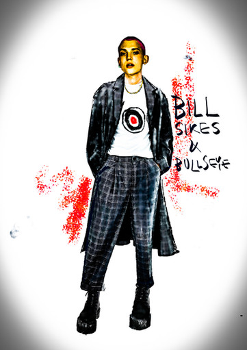Bill Sykes & Bullseye