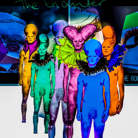 Mekon Heads - The Encounter