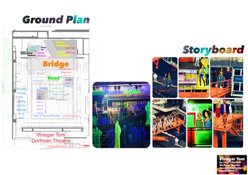 Ground Plan & Storyboard