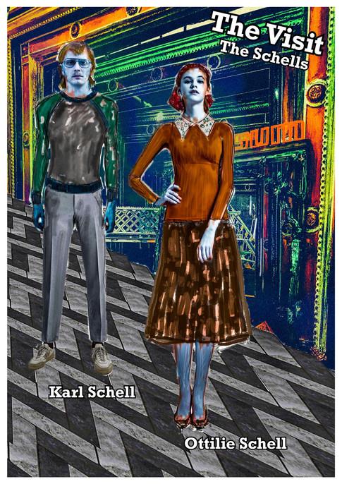 Karl & Ottilie Schell