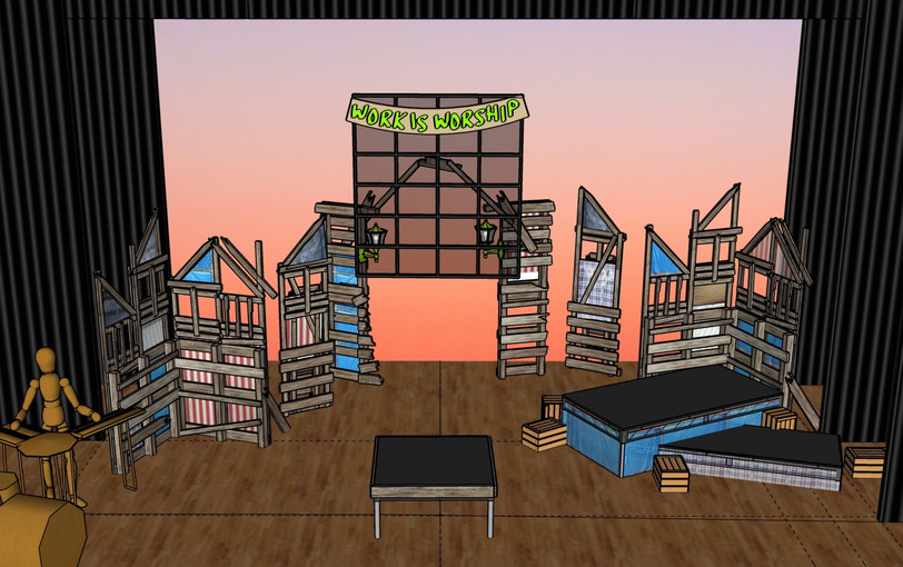 Workhouse Set