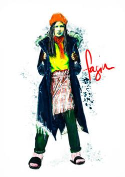 Fagin - Costume Design