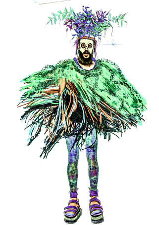 Costume Design - M
