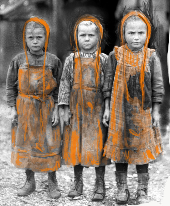Workhouse Urchins