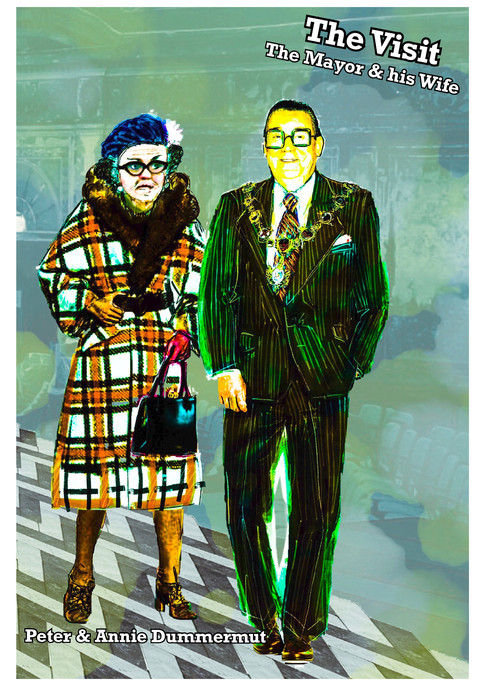 The Mayor & his Wife