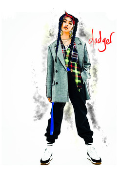 Dodger - Costume Design
