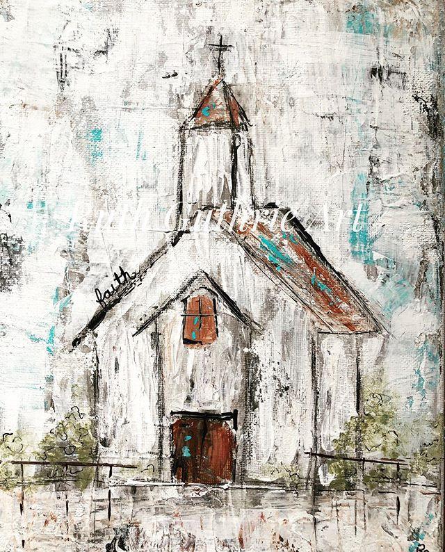 Rustic Church