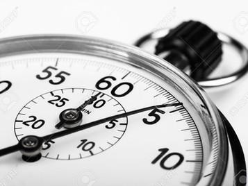 Aquathlon 2017: Prise en compte des temps de référence