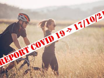 Changement de date du 1er Bike & Run de Publier -> 17/10/2021