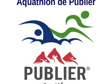 Résultats Aquathlon de Publier 2019